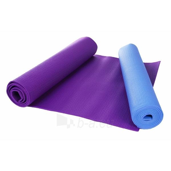Aerobikos kilimėlis inSPORTline Yoga, rožinis Paveikslėlis 5 iš 7 250620500020
