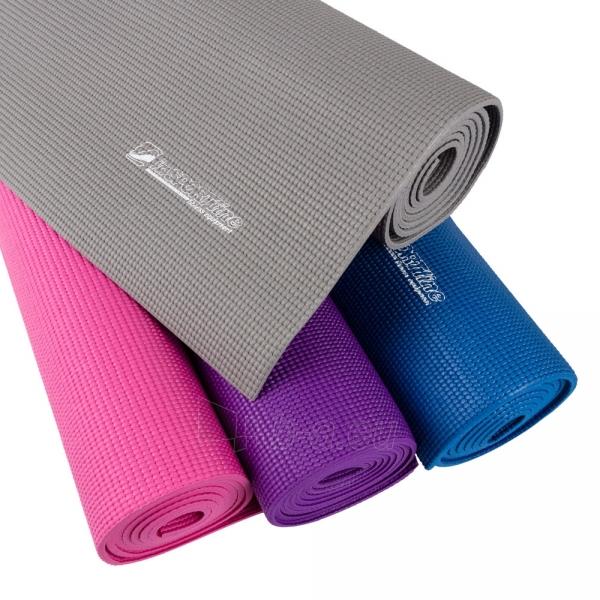 Aerobikos kilimėlis inSPORTline Yoga, rožinis Paveikslėlis 6 iš 7 250620500020