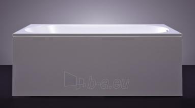 Akmens masės Vonia Libero 170x795 balta Paveikslėlis 2 iš 6 270716000079