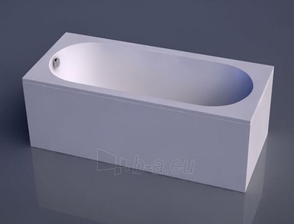 Akmens masės Vonia Libero 170x795 balta Paveikslėlis 5 iš 6 270716000079