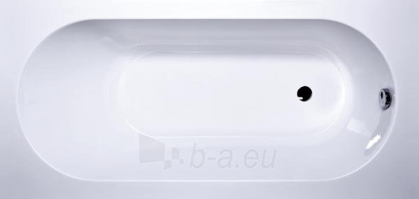 Akmens masės Vonia Libero 170x795 balta Paveikslėlis 6 iš 6 270716000079
