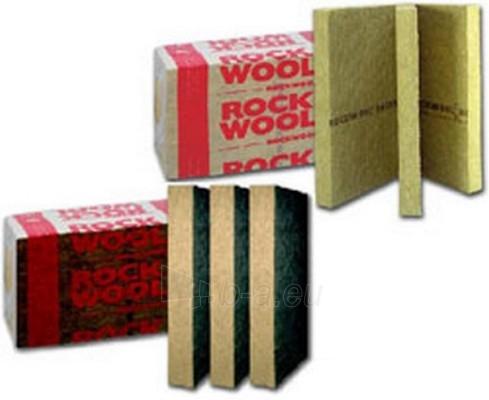 Wind protection insulation Rockwool PANELROCK F 100x600x1000 Paveikslėlis 1 iš 1 237210100063