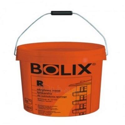 Acrylic render Bolix XR30 rain 2,5mm Paveikslėlis 1 iš 1 236760100311
