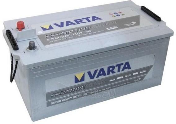 Akumuliatorius 225Ah/12V/1150A/N9 Pro Silver Paveikslėlis 1 iš 1 250331000100