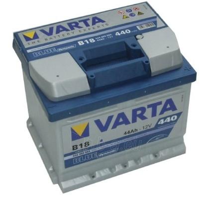 Akumuliatorius 44Ah/12V/440A/B18 Blue Paveikslėlis 1 iš 1 250331000017