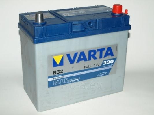 Akumuliatorius 45Ah/12V/330A/B32 Blue Paveikslėlis 1 iš 1 250331000049