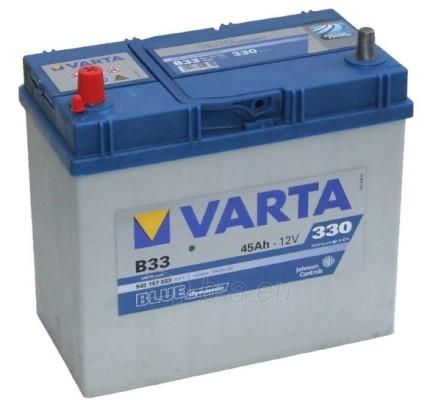 Akumuliatorius 45Ah/12V/330A/B33 (L+) Blue Paveikslėlis 1 iš 1 250331000050