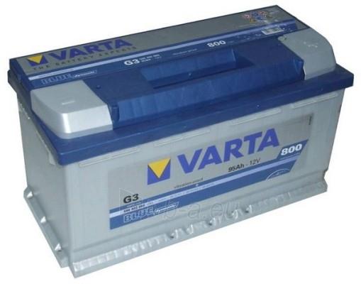 Akumuliatorius 95Ah/12V/800A/G3 Blue Paveikslėlis 1 iš 1 250331000135