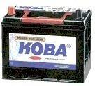 Akumuliatorius KOBA 100Ah Paveikslėlis 1 iš 1 250331000040