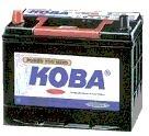 Akumuliatorius KOBA 60038 100Ah Paveikslėlis 1 iš 1 250331000111