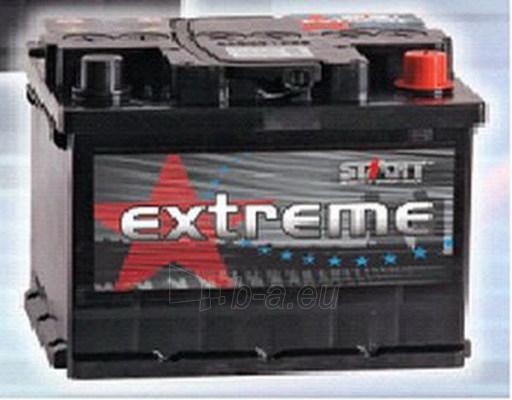Akumuliatorius Star Extreme 80Ah 710A(EN) Paveikslėlis 1 iš 1 250331000128