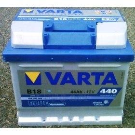 Akumuliatorius VARTA Blue dynamic 44 Ah B18 Paveikslėlis 1 iš 1 250331000048