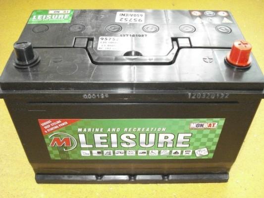 Akumulatori laivām 100Ah/12V/650A Paveikslėlis 1 iš 1 250556200045