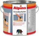 Alkidinis gruntas Alpina Grundierfarbe 0,75 ltr. Paveikslėlis 1 iš 1 236580000284