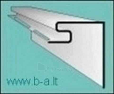 Angos profilis fasado apdailai, rausvas Paveikslėlis 1 iš 3 237714000405