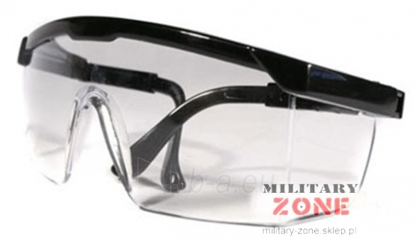 Apsauginiai ASG akiniai, bespalviai Paveikslėlis 1 iš 1 251580300010