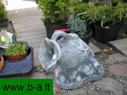 Ąsotis - fontanas H-35 cm Paveikslėlis 1 iš 1 237070000004