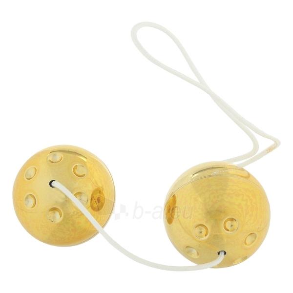 Auksiniai kamuoliukai Paveikslėlis 1 iš 3 25140201000001