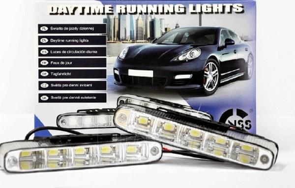 Autožibintai DRL/LED 506 Paveikslėlis 1 iš 2 250334000017