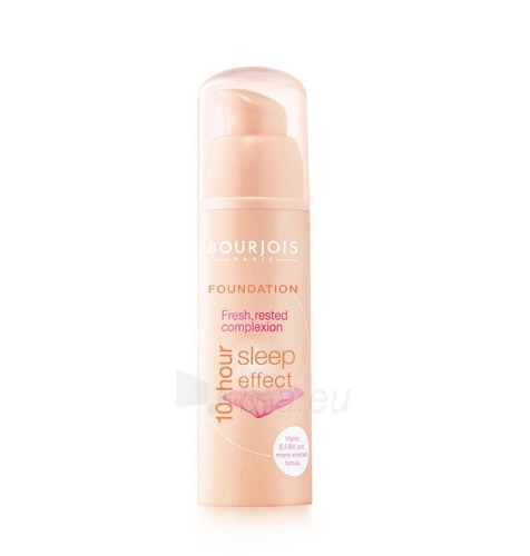 BOURJOIS Paris Foundation 10 Hour Sleep Effect Cosmetic 30ml (Color 74 Beige) Paveikslėlis 1 iš 1 250873200058
