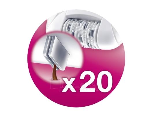 BRAUN SE 3270 LB Epiliatorius Paveikslėlis 2 iš 8 250122600023