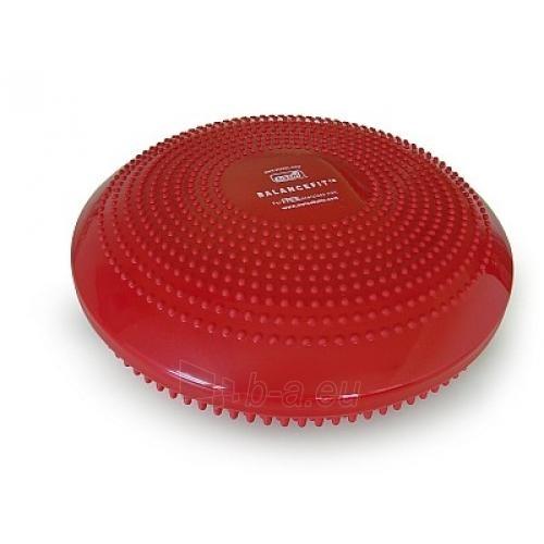 Balansavimo pagrindas, SISSEL Balancefit raudonas Paveikslėlis 1 iš 1 250620300008