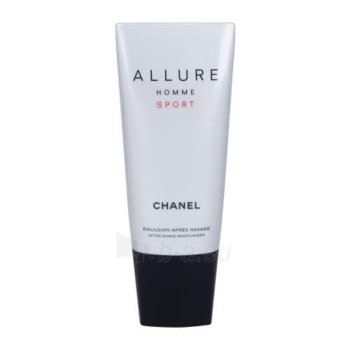 Balzamas po skutimosi Chanel Allure Sport After shave balm 100ml Paveikslėlis 1 iš 1 250881300034
