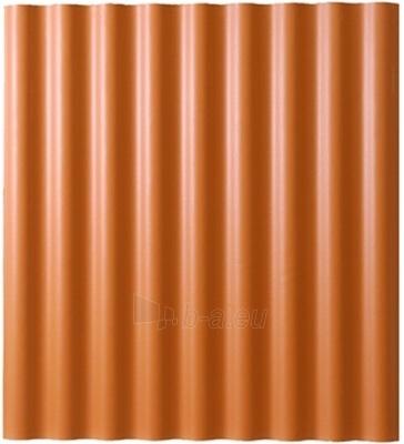 Beasbestinio šiferio lakštas 1250x1150 'Eurofala' molio Paveikslėlis 1 iš 1 237120000227