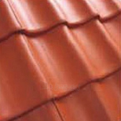 Bender Exklusiv S-shape roof tile(Red) (Clay (Red) Paveikslėlis 1 iš 1 237170000087
