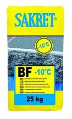 Betonas BF -10C 25 kg Paveikslėlis 1 iš 1 236750000081