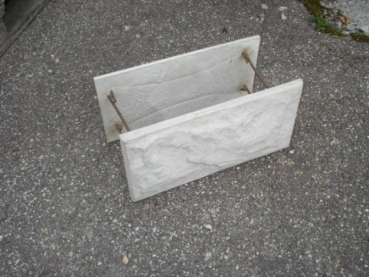 Concrete fence foundationi 300x160x150 mm. Paveikslėlis 1 iš 1 239390000021