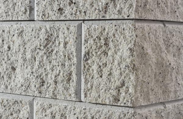 Concrete fence block Nojus A-1(white) Paveikslėlis 4 iš 9 239320300010