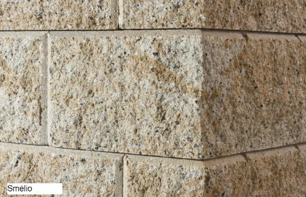 Betoninis tvoros pamūros blokelis Nojus A-1(smėlio) Paveikslėlis 1 iš 8 239320300014