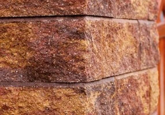 Betoninis tvoros pamūros blokelis Nojus A-3 'Auksinis ruduo' (D-2) Paveikslėlis 9 iš 10 239320300016