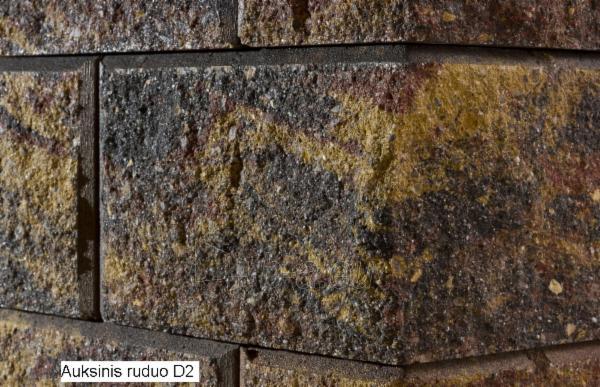 Betoninis tvoros pamūros blokelis Nojus A-3 'Auksinis ruduo' (D-2) Paveikslėlis 1 iš 10 239320300016
