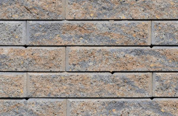Concrete fence block Nojus A-3 (brown) Paveikslėlis 3 iš 8 239320300021