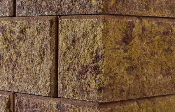 Betoninis tvoros stulpo blokelis Nojus A-2 'Auksinis ruduo' (D-2) Paveikslėlis 1 iš 2 239320100001