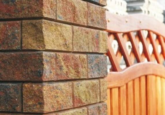 Betoninis tvoros stulpo elementas Matas L 'Auksinis ruduo' (D-1) Paveikslėlis 4 iš 7 239320100019