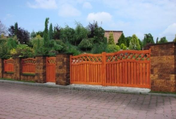 Betoninis tvoros stulpo elementas Matas L 'Auksinis ruduo' (D-1) Paveikslėlis 1 iš 7 239320100019
