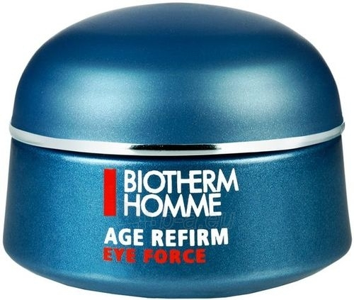 Biotherm Homme Age Refirm Yeux Cosmetic 15ml Paveikslėlis 1 iš 1 250840800029