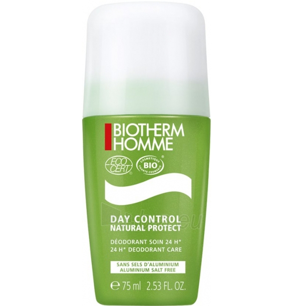Biotherm Homme Day Control Natural Protect RollOn Cosmetic 75ml Paveikslėlis 1 iš 1 2508910000020