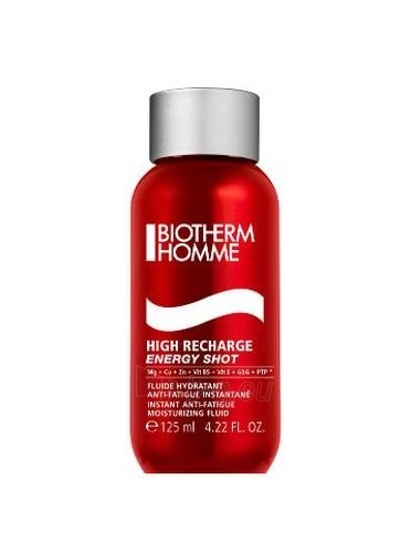 Biotherm Homme High Recharge Energy Shot Cosmetic 125ml Paveikslėlis 1 iš 1 250881300108