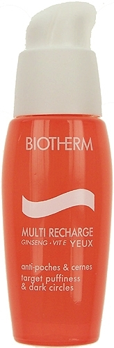 Biotherm Multi Recharge Ginseng VitE Yeux Cosmetic 15ml Paveikslėlis 1 iš 1 250840800035