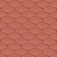 Bituminės čerpelės DELTA raudona Paveikslėlis 1 iš 1 237140000101