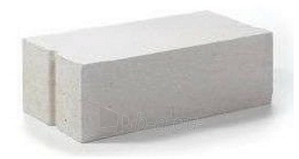Blokai BAUROC Hard 300 Paveikslėlis 1 iš 2 237621000125