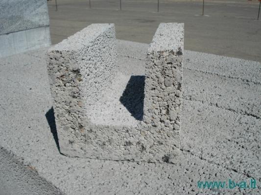 Bloki 'Fibo' U-veida, 200 mm Paveikslėlis 1 iš 1 237622000008
