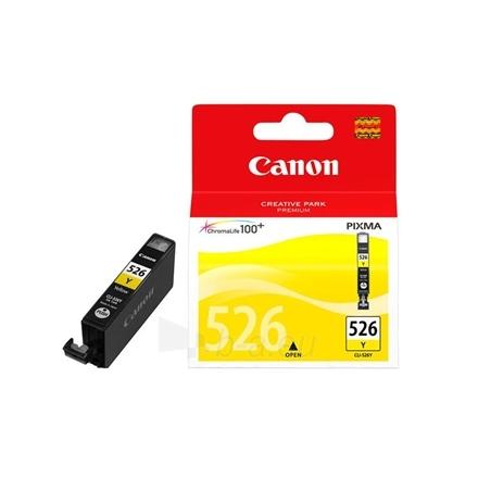 CANON CLI-526 Y Paveikslėlis 2 iš 2 250256000307