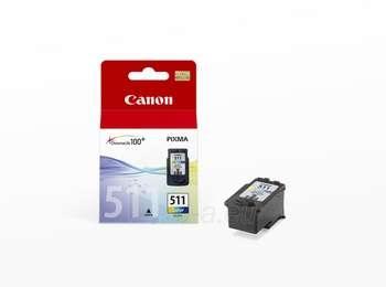 CANON INK CARTRIDGE CL-511 Paveikslėlis 1 iš 1 250256000335