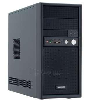 CHIEFTEC MINITOWER M-ATX BLACK Paveikslėlis 1 iš 1 250255900166