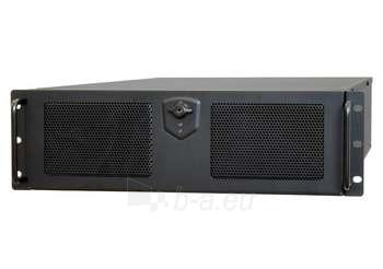 CHIEFTEC RACKMOUNT ATX NO PSU BLACK 3U Paveikslėlis 1 iš 1 250255900169